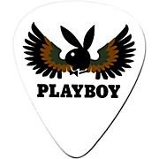 Clayton Playboy Wings Standard Guitar Picks 1 Dozen