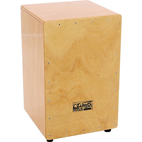Toca Player's Series Cajon  Natural Wood