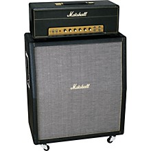 Marshall Plexi 1959SLP and 1960TV Tube Guitar Half Stack