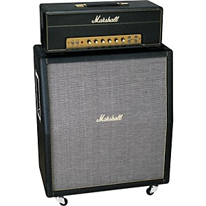 Marshall Plexi 1959SLP and 1960TV Tube Guitar Half Stack by Marshall