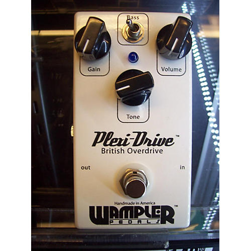 Wampler Plexi Drive British Overdrive Effect Pedal-thumbnail