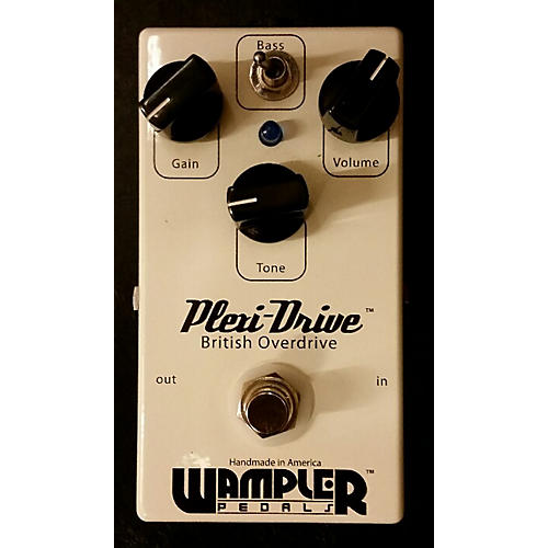 used wampler plexi drive british overdrive effect pedal guitar center. Black Bedroom Furniture Sets. Home Design Ideas