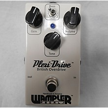 Wampler Plexi Drive British Overdrive Effect Pedal