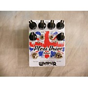 Wampler Plexi Drive Deluxe Effect Pedal