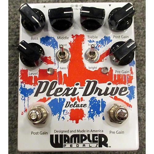 Wampler Plexi Drive Deluxe Effect Pedal