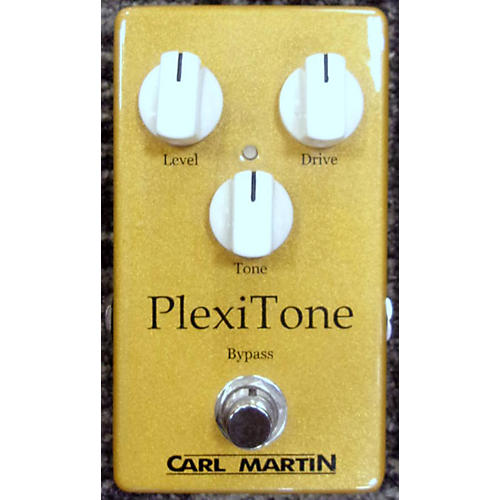 Carl Martin Plexitone Overdrive Effect Pedal-thumbnail
