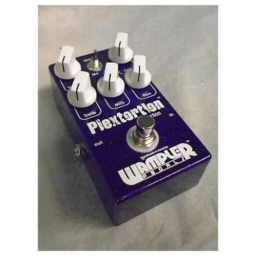 Wampler Plextortion Distortion Effect Pedal-thumbnail
