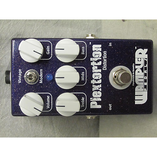 Wampler Plextortion Distortion Effect Pedal-thumbnail