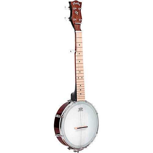 Gold Tone Plucky 5-String Travel Banjo-thumbnail