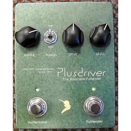 In Store Used Plusdriver Effect Pedal