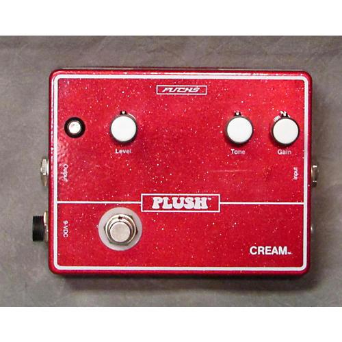 Fuchs Plush Cream Distortion Effect Pedal
