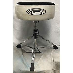 Pre-owned Orange County Drum and Percussion Plush Drum Throne