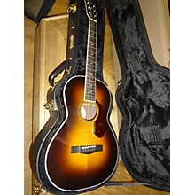 Fender Pm2 Deluxe Acoustic Electric Guitar