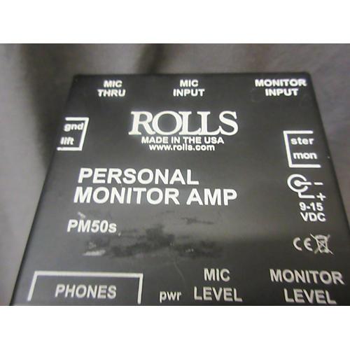 Rolls Pm50s Headphone Amp-thumbnail