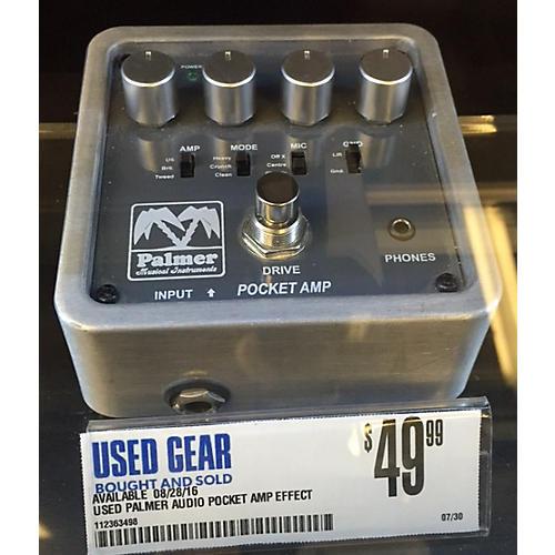 Palmer Audio Pocket Amp Effect Pedal