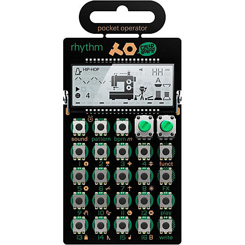 Teenage Engineering Pocket Operator - Rhythm (PO-12)-thumbnail