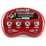 Line 6 Pocket POD Guitar Multi-Effects Processor