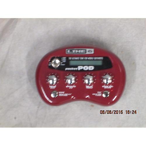 Line 6 Pocket Pod Amp Modeler Effect Processor
