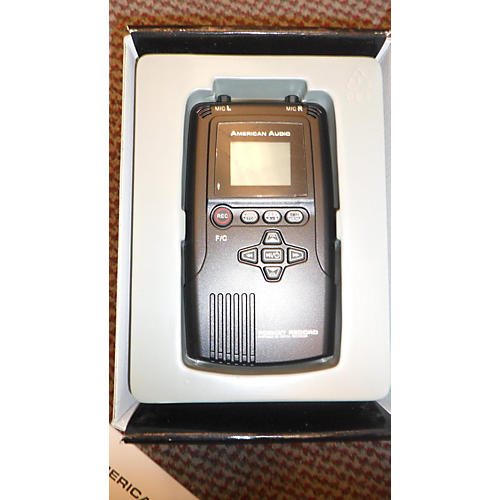 American Audio Pocket Recorder MultiTrack Recorder