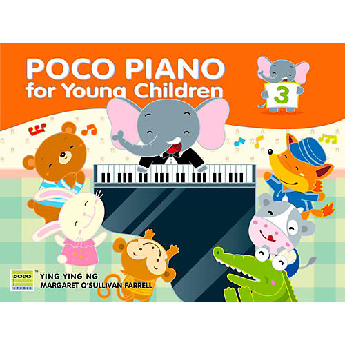 Alfred Poco Piano for Young Children, Book 3-thumbnail