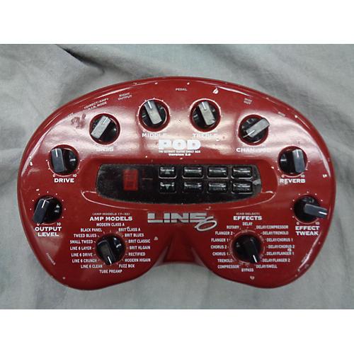 Line 6 Pod 2.0 Amp Modeler Effect Processor-thumbnail