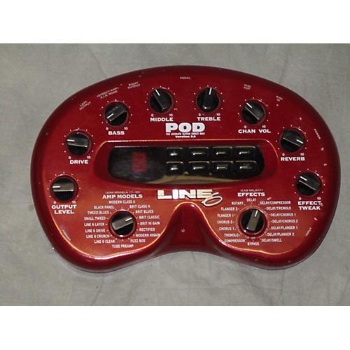 Line 6 Pod 2.0 Amp Modeler Effect Processor