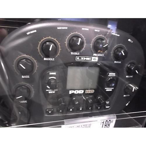 Line 6 Pod HD Effect Processor-thumbnail