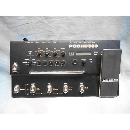 Line 6 Pod HD300 Amp Modeler Effect Processor