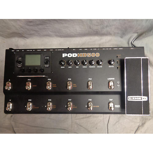 Line 6 Pod HD500 Amp Modeler Effect Processor