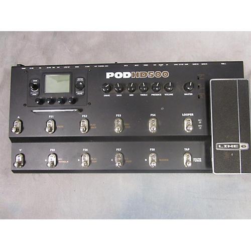 Line 6 Pod HD500 Amp Modeler Effect Processor-thumbnail