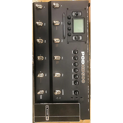 Line 6 Pod HD500 Amp Modeler Effect Processor-thumbnail