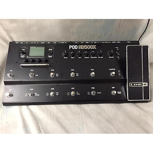 Line 6 Pod HD500X Amp Modeler Effect Processor-thumbnail