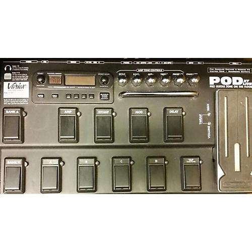 Line 6 Pod XT Live Amp Modeler Effect Processor-thumbnail