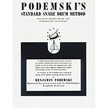 Alfred Podemski's Standard Snare Dum Method Book