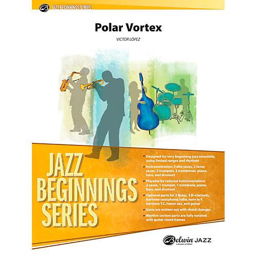 Alfred Polar Vortex Jazz Band Grade 1-thumbnail