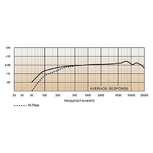 Electro-Voice PolarChoice Satellite Podium Microphone 12 Inch