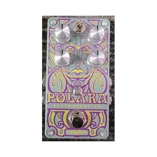 Digitech Polara Reverb Effect Pedal-thumbnail