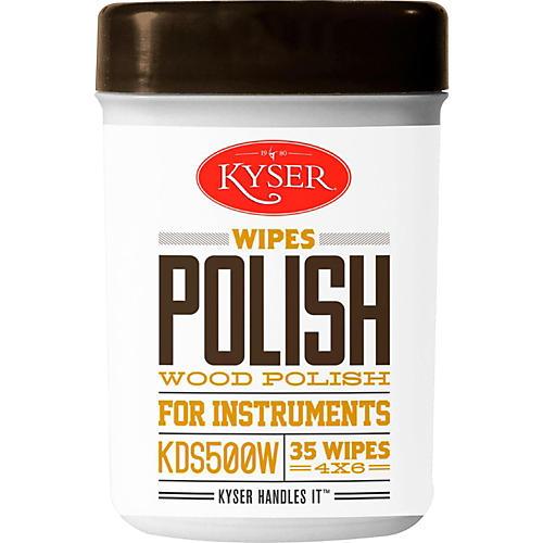 Kyser Polish Wipes
