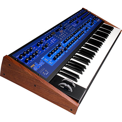 Dave Smith Instruments Poly Evolver PE Keyboard Synthesizer