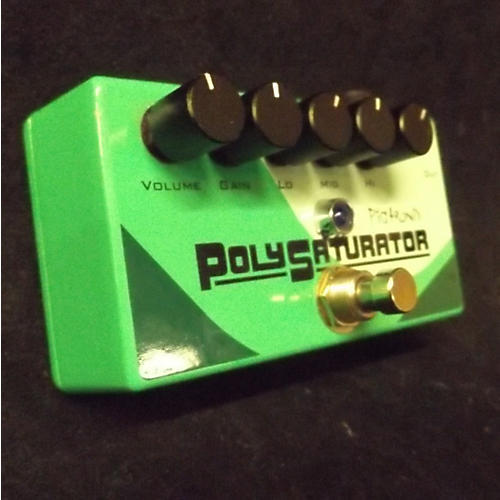 Pigtronix Polysaturator Overdrive Effect Pedal-thumbnail