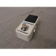 TC Electronic Polytune 2 Mini Tuner
