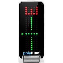 TC Electronic Polytune Clip-On Guitar Tuner Level 1