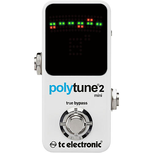 tc electronic polytune mini 2 pedal tuner guitar center. Black Bedroom Furniture Sets. Home Design Ideas