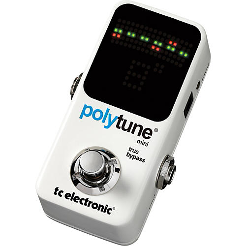 tc electronic polytune mini chromatic tuner guitar center. Black Bedroom Furniture Sets. Home Design Ideas