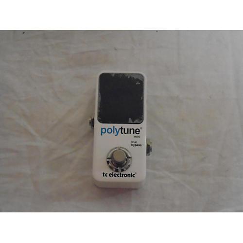 TC Electronic Polytune Mini Tuner Pedal