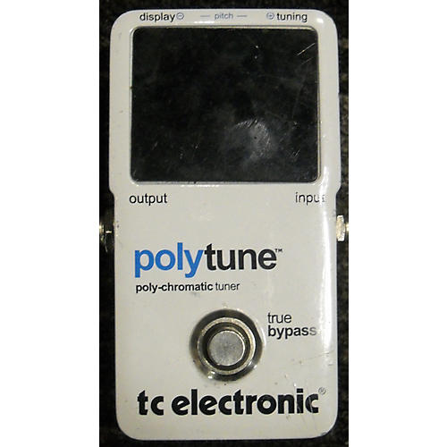 TC Electronic Polytune Tuner Pedal