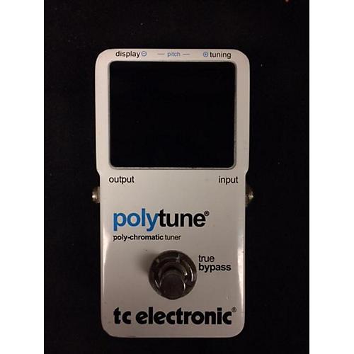 TC Electronic Polytune Tuner Pedal-thumbnail