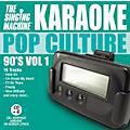 The Singing Machine Pop Culture 90's Volume 1 Karaoke CD+G  Thumbnail