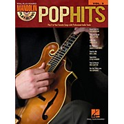 Hal Leonard Pop Hits - Mandolin Play-Along Vol. 3 (Book/CD)