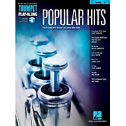 Hal Leonard Popular Hits - Trumpet Play-Along Vol. 1 (Book/Audio Online)
